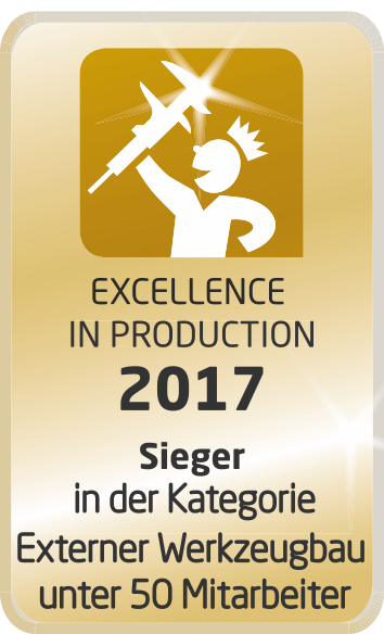 Excellence in Production 2017 Sieger