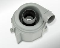 2-component pump housing