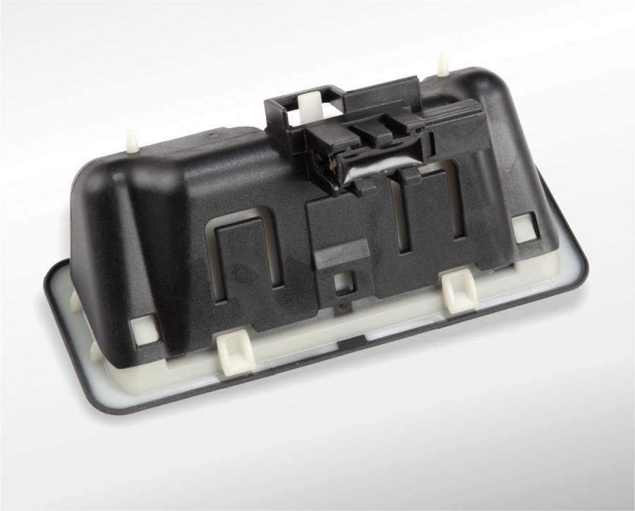 2K-Kofferraumentriegelung komplett