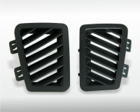 Defroster surrounds for BMW 3-series