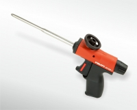 Foam gun assembly