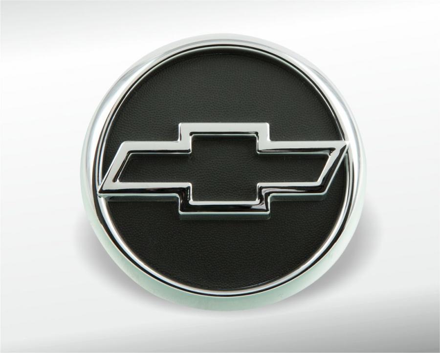 Verchromtes Emblem Chevrolet